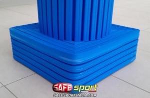 Protezioni gomma per basamento colonna