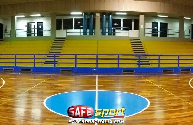 Protezioni per strutture sportive